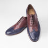 Cherry Blue Lindy Hop Men's Shoes