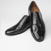 Black Lindy Hop Men's Shoes