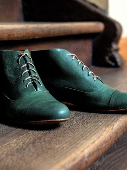 Lindy hop boots